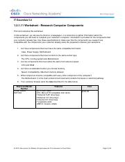 1.2.1.11 Worksheet - Research Computer Components.pdf
