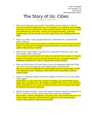 The Story of Us.docx