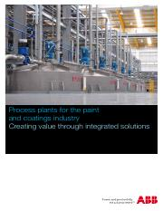 Process plants for the paint.pdf