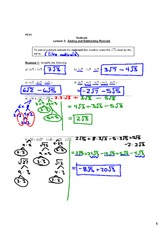 1.2 - Adding and Subtracting Radicals