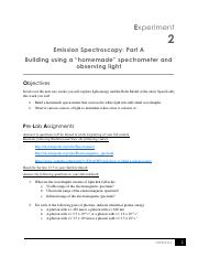 Expt 2 Emission Spectroscopy Part A_Student_Version_Fall2016 (2)