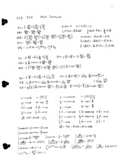 Useful_Math_formulas