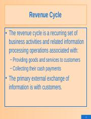 5a.Revenue Cycle