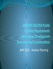 AVM3201-L04-Airport Master Plans III.pptx