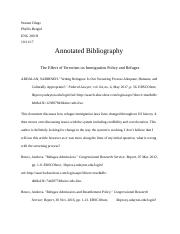 Annotated Bibliogrophy Research.docx
