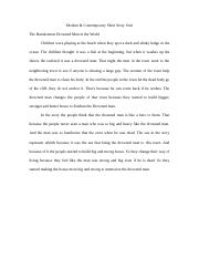Modern & Contemporary Short Story Unit.doc