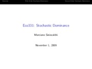 eco331-08-StochasticDominanceHandout