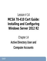 Chapter14Windows2012-70-410 ce