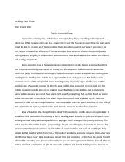 essay three
