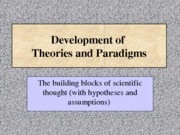 Topic05-Theories&Paradigms-1