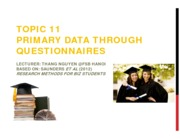 T11_Primary_Data_Questionnaires
