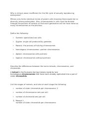 Biology Chapter 13 Learning Catalytics.docx