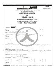 (www.entrance-exam.net)-West Bengal Joint Entrance Exam- Mathematics Sample Paper 2.pdf