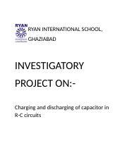 physics_investigatory_project docx - RYAN INTERNATIONAL SCHOOL