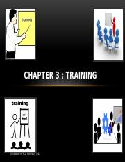 book review on guide to be hr-TRAINING