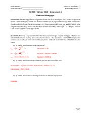 GE 348 - Assignment 4 - Solution.pdf