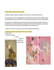 Comparative Study Comparisons