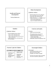 Health and Physical Development Guided Notes (1)