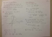 Lecture on Limits and Derivatives