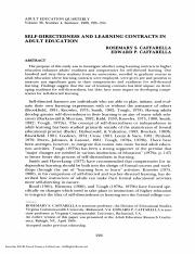 Self-Directedness and Learning Contracts In Adult Education.pdf