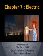 Chapter7_Electric