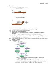 BI 202 9-28 and 9-29 Notes