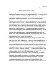 The King's Speech -- Analysis questions.docx