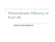 fuel cell lecture