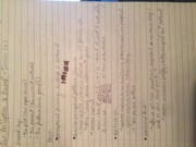 Johnson Ch 1 Notes Part 1