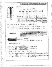 1316_Mechanics Homework Mechanics of Materials Solution