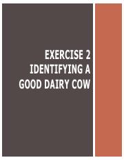 Exercise 2 - Identifying a Good Dairy Cow.pdf