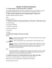 Module 7 Review Questions - Chapter 10.docx