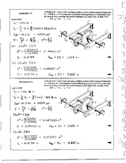188_Mechanics Homework Mechanics of Materials Solution