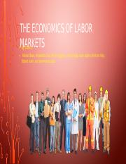 Team C - Economics of Labor Markets.pptx