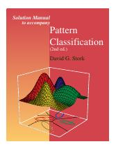 Sd372 pattern recognition winter, 2003.