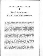 Who is Your Mother - Red Roots of White Feminism.pdf