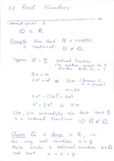 Lecture 2 Notes