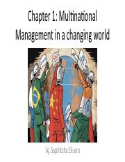 Ch.1 Multinational Management in a Changing World.pdf