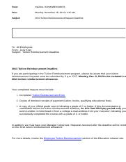 2013 Tuition Reimbursement Request Deadline.htm