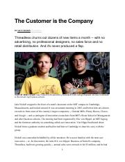 Done_The Customer is the Company.pdf