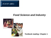 2. Food Science and Processing Industry