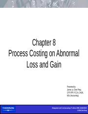 New Lecture 10  11 Process Costing.ppt