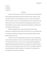HLTH 4880 - Monologue.docx