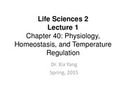 Life Sciences 2_Lecture1_chapter40_homeostasis_S