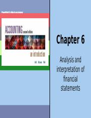 ACCY111 Tri 2 2016 Analysis and Interpretation of Financial Statements STUDENT VERSION.pptx