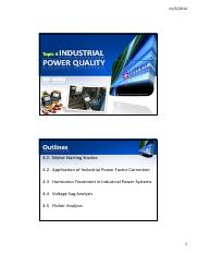 Topic 4 INDUSTRIAL POWER QUALITY.pdf