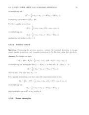 Fund Quantum Mechanics Lect & HW Solutions 69