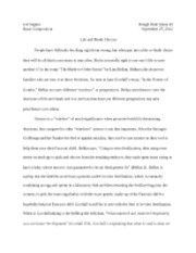 Basic Comp. Essay 2 RD