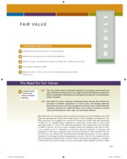 Chapter 9 Fair Value Module PDF
