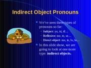 Cap3-Indirect objects